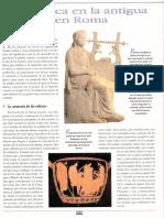 Historia de la Música en Roma