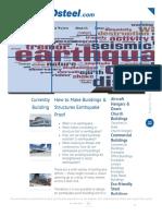 Earthquake proof