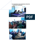 Koordinasi Rapat Puskesmas Dan Koordinasi Struktur Akreditasi Puskesmas