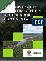 Folleto Mapa Historico Deforestacion