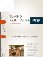 Eumind Action Plan