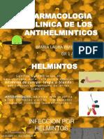 Antihelminticos Maria Laura Paredes