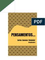 Pensamentos-Livro Em PDF