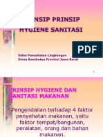 prinsip HSM