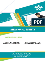 Servicio Al Cliente Turismo