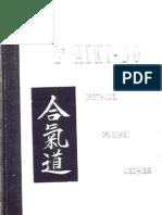 Rare Aikido Morihei Ueshiba Tadashi Abe 1958 - 1
