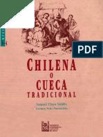 Chilena o Cueca Tradicional Claro v. y Gonzalez M.