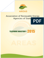 AREAS Directory 2015