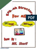 قواعد الانجليزية كاملة اهداء صفحة المدرس بوك