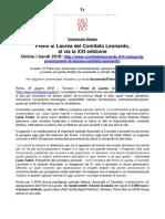 Com stampa Premi di Laurea - Comitato Leonardo_2018.pdf