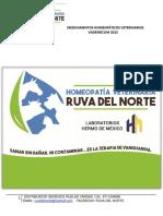 Vademecum Homeopatia Veterinaria