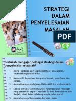 Pelbagai Strategi Terkini (Sesi 5)