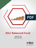 Prospectus IDLC Balanced Fund