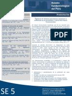 Boletin epidemiologico del Peru.pdf