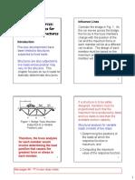 L8 - Influence Line Diagrams.pdf