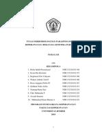 Tugas Mikrobiologi Dan Parasitologi Dalam Keperawatan