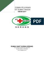 Pedoman Pelayanan Unit Rumah Tangga RS