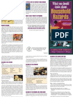 Household Hazards for Pets - American Veterinary Medical Association, 3-09