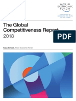 The Global Competitiveness Report 2018