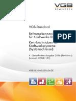 VGB-S-821-00-2016-06-DE RDS-PP® Referenzkennzeichensystem für Kraftwerke (Systemschlüssel)
