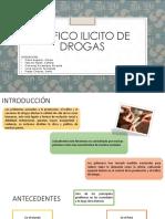 TID (Trafico Ilícito de drogas) - Psicología de las adicciones.