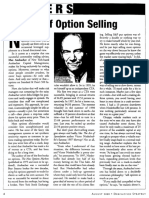 The Art of Options Selling