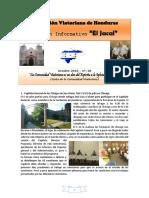 JACAL - Comunidad Viatoriana de Jutiapa (Honduras) - Nº 28 - Octubre 2018