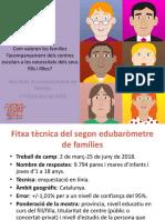 Segon Edubaròmetre - Fundació Bofill