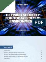 eBook Cloud Security Solution