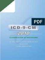 ICD9CM 2010