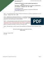 Ordin Nr. 21 Din 2000 Pentru Aprobarea Reglementării Tehnice Ghid Privind Elaborarea Şi Aprobarea Regulamentelor Locale de Urbanism – Indicativ G.M. – 007 – 2000