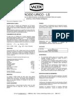 Acido Urico LS