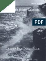 SDARM Qtr. 2 1990 Bible Study