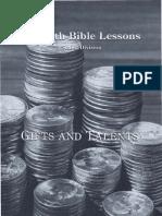 SDARM Qtr. 4 1990 Bible Study