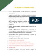FUNCIONES GRABADORES.rtf