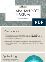 PPT perdarahan post partum