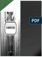 SANT'ANNA, Sérgio. O Monstro