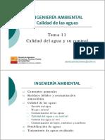 11 Calidad Agua y Control v2015 Resumen