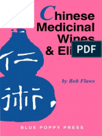 Bob Flaws - Chinese Medicinal Wines & Elixirs.pdf