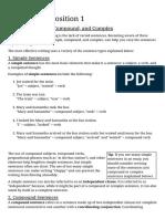 ENG 1001_ Sentences_ Simple, Compound, and Complex.pdf