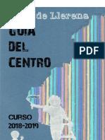 Guía Del Centro 18-19