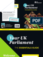 UK Parliament - The Essentials Guide