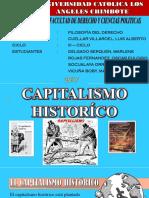 Capitalismo Historico Usb