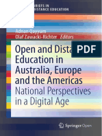 2018 Book OpenAndDistanceEducationInAust