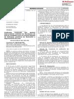 Confirman resolución que declaró improcedente solicitud de inscripción de lista de candidatos para el Concejo Distrital de Antioquía provincia de Huarochirí y departamento de Lima