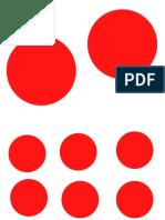 Círculos Rojos y Verdes