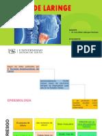 EXPO FINAL CANCER DE LARINGE.pptx