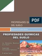 Clase 6-Propiedades Quimicas Del Suelo