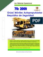 NEO 70 Grúas Móviles Autopropulsadas