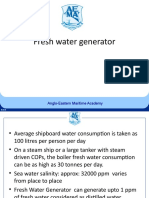 010 Fresh water generator.ppt